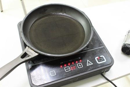 BoilingWaterInALotusRockPan