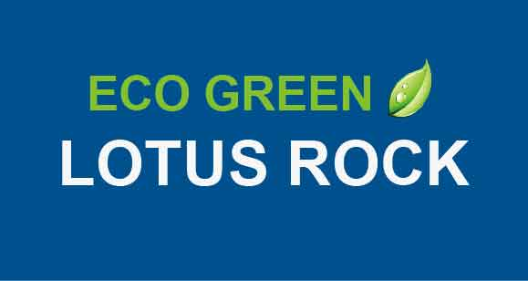 Lotus Rock Eco Green